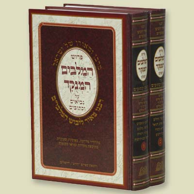 """פרוש המלבי""""ם על הנ""""ך בלי מקרא"""